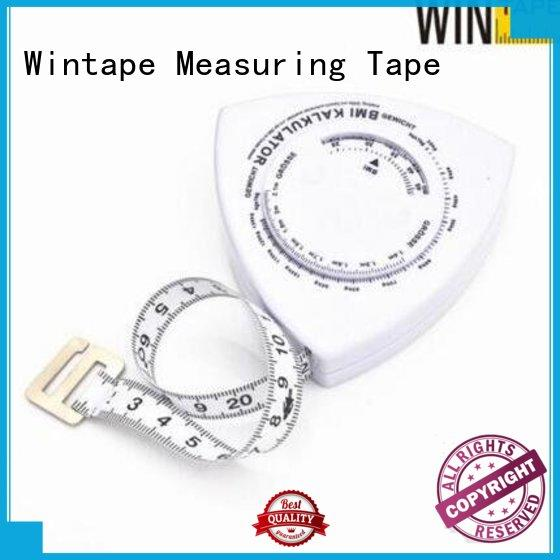 Wintape measurement best body tape measure for measuring three-dimensional for wedding dress
