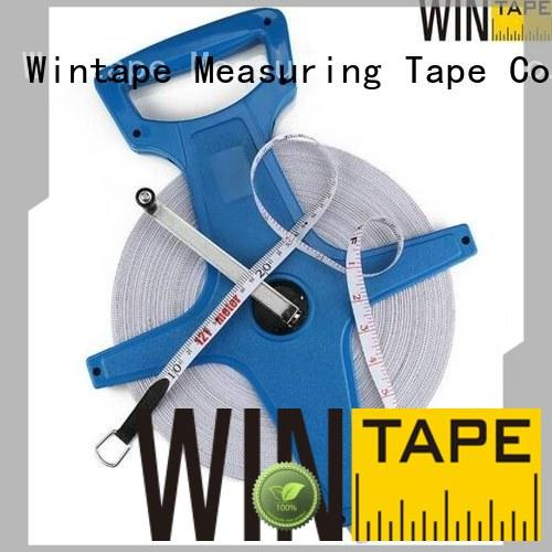 surveyors tape 100m measure Wintape Brand surveyors steel tape measure