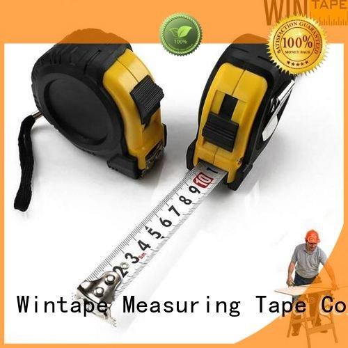 contractors steel scale ruler Wintape Brand