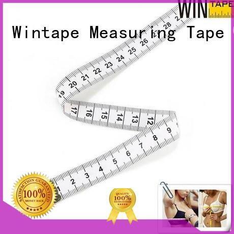 tailor digital tape measure band seamstress Wintape Brand