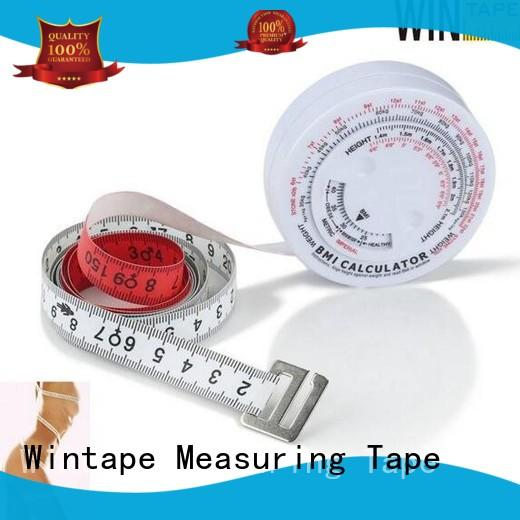 Wintape metric body measurements for measuring three-dimensional for wedding dress