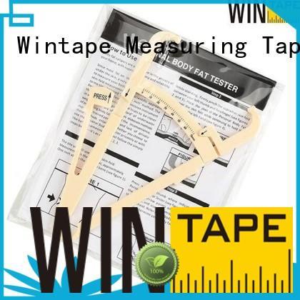 Wintape fat body fat measurement quality for tailor's shop