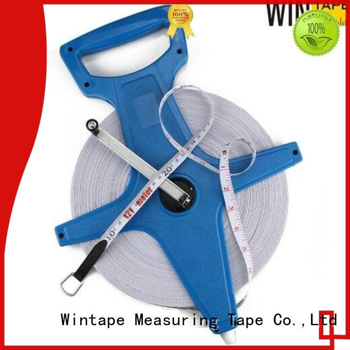 measures surveyor measurement tools record wound length for home Wintape