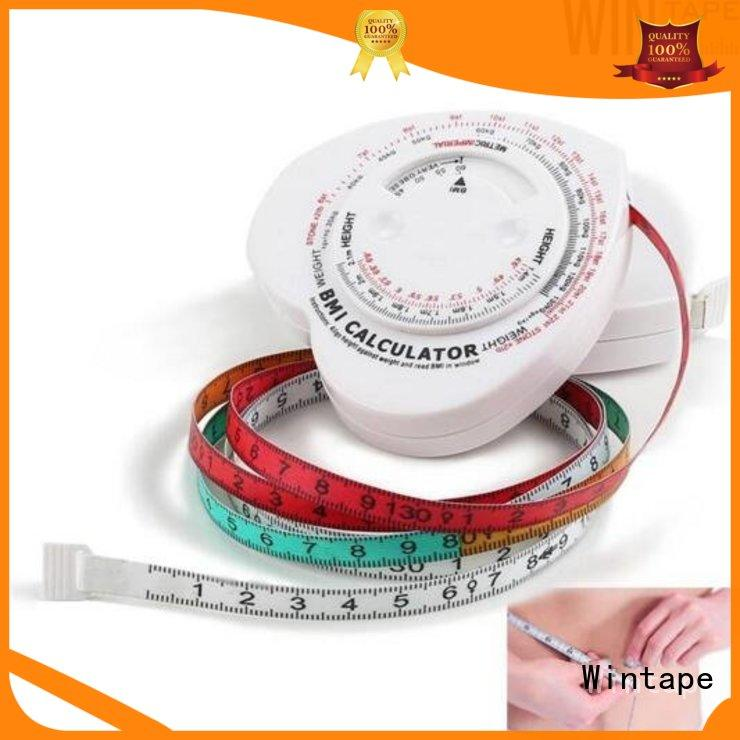 new arrival weight loss measuring tape tape for measuring waist cloth customized