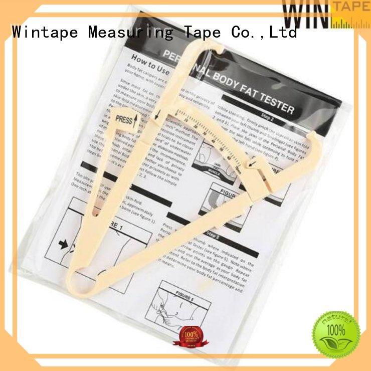 measure body fat percentage black fat measurement Wintape Brand