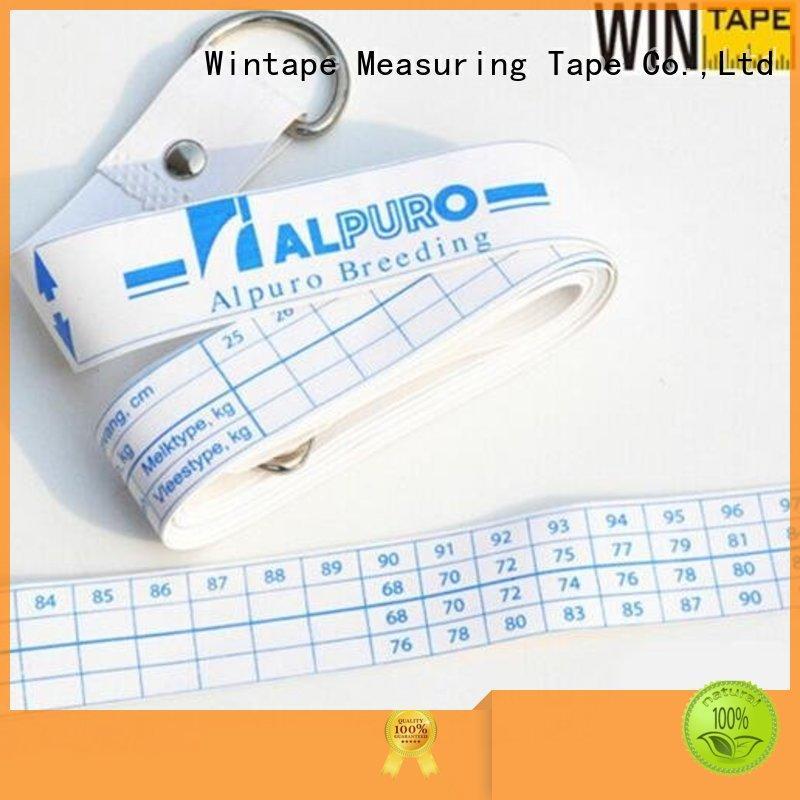 metrickilograms logo printed horse fence tape Wintape Brand