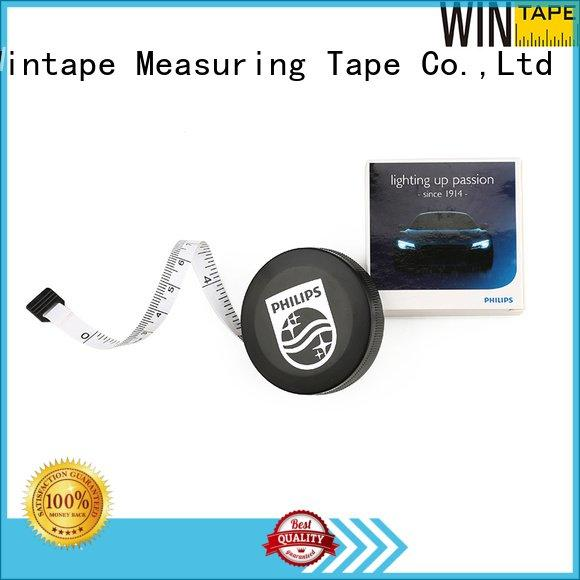 engraved tape measure customized covered sewing tape measure Wintape Warranty