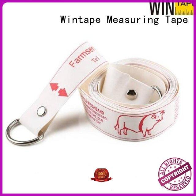 first-rate pig weight tape cattle head circumference for Wig shop