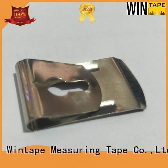 clip customized tape measure belt clip Wintape Brand
