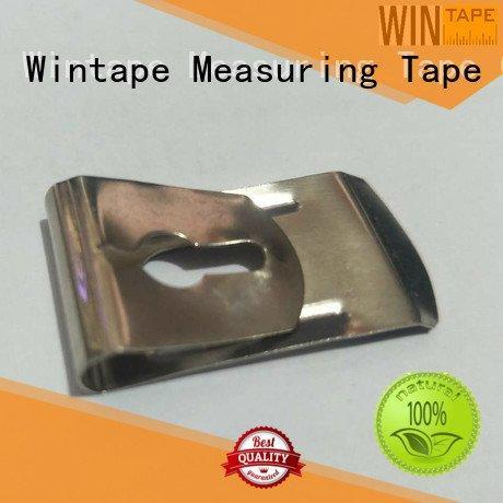 tape measure holder for belt steel customized tape measure belt clip