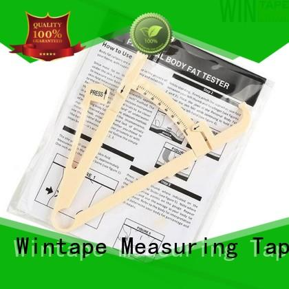 Wintape new arrival buy body fat caliper fine-quality for gymnasium