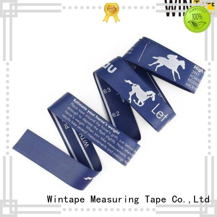Wintape measure how to use a weight tape on a horse Promotional Items for measuring