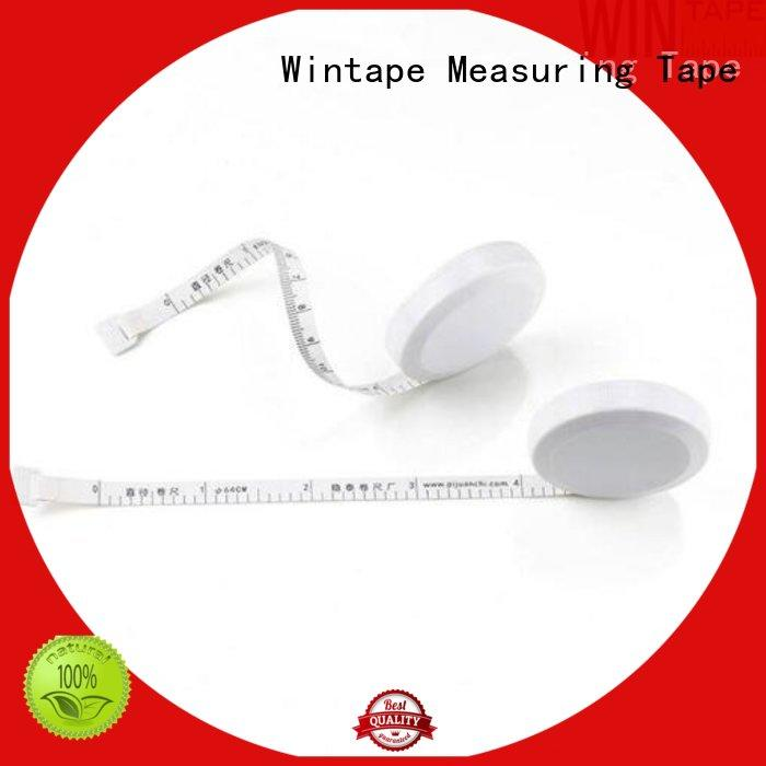 Wintape 2m measure pipe diameter leather tape measure for workhouse