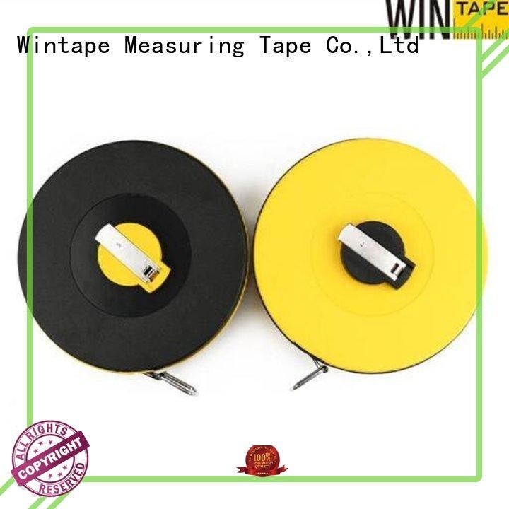 Wholesale measures surveyors tape 100m 100ft Wintape Brand
