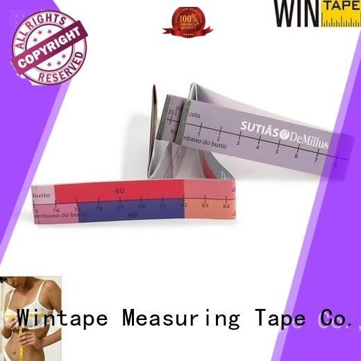 Wintape Brand adhesive art adhesive measuring tape for table saw measure