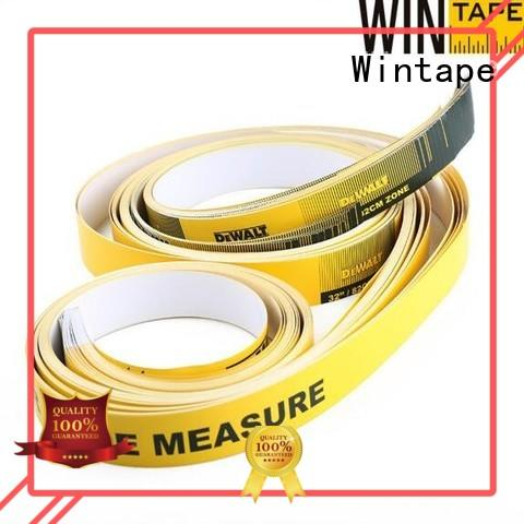 excellent paper tape measure tyvek for Fashion Industry for home