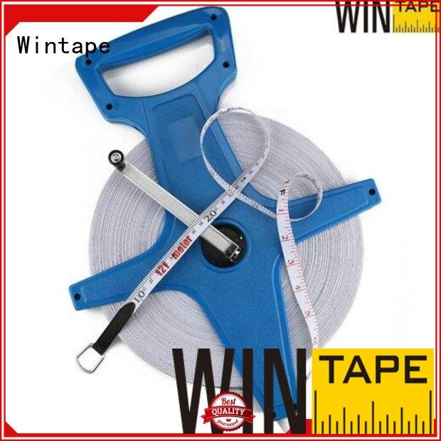 Wintape funny surveyors measuring rod record wound date for measuring