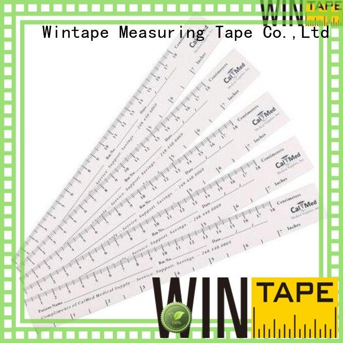 paper wound measuring wound measuring ruler Wintape