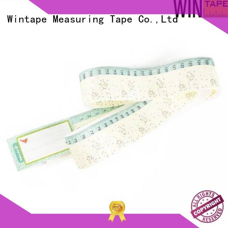 Wintape Brand design oem adhesive measuring tape for table saw tape