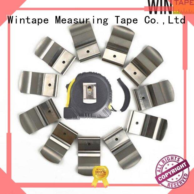 clip customized OEM tape measure belt clip Wintape