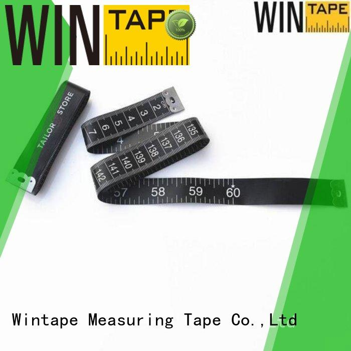 Wintape Brand metric tailor measurements design factory