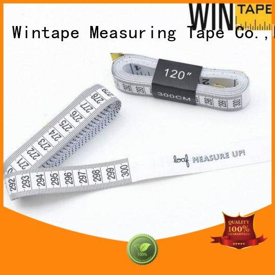 high quality cloth tape measure seamstress factory price measure clothes