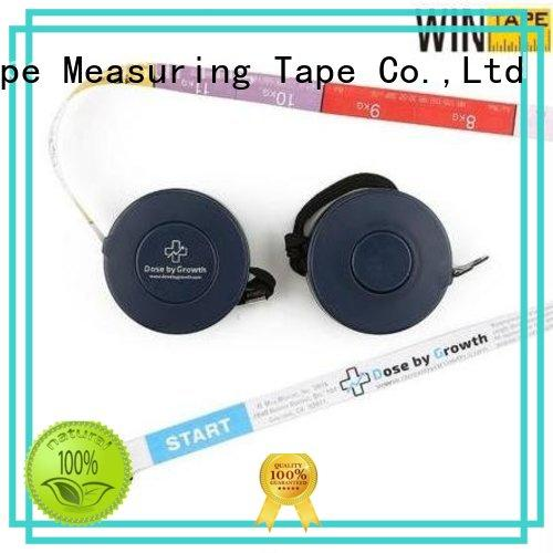most popular retractable tape measure medical 1m with certification for daily