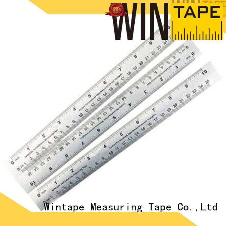 Wintape Brand tyvek adhesive measuring tape for table saw bra supplier