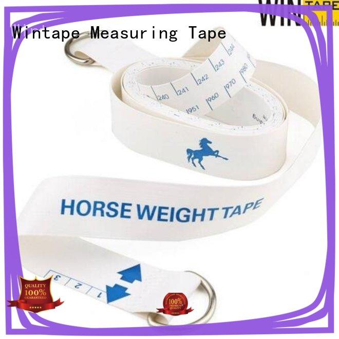 Wintape funny horse measuring tape for medical Industry for home