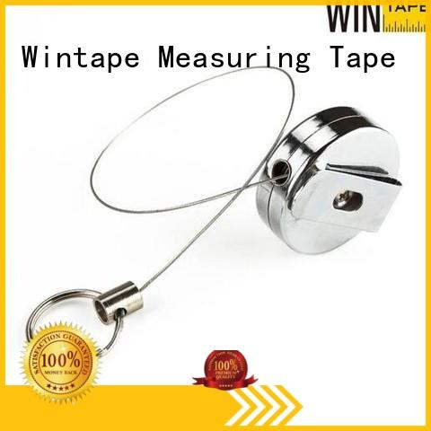Wintape id personalized badge reels fine-quality for student