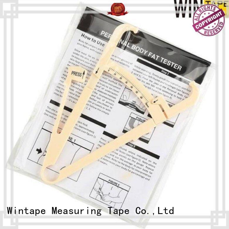Custom calipers caliper fat measurement Wintape black