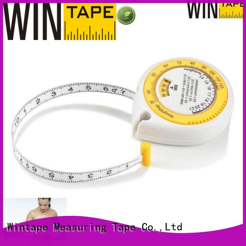new arrival weight loss measuring tape index for measuring body for garment factory