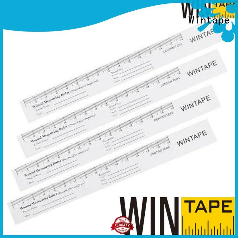 Wintape ruler 3m wound measuring guide record wound depth for measuring