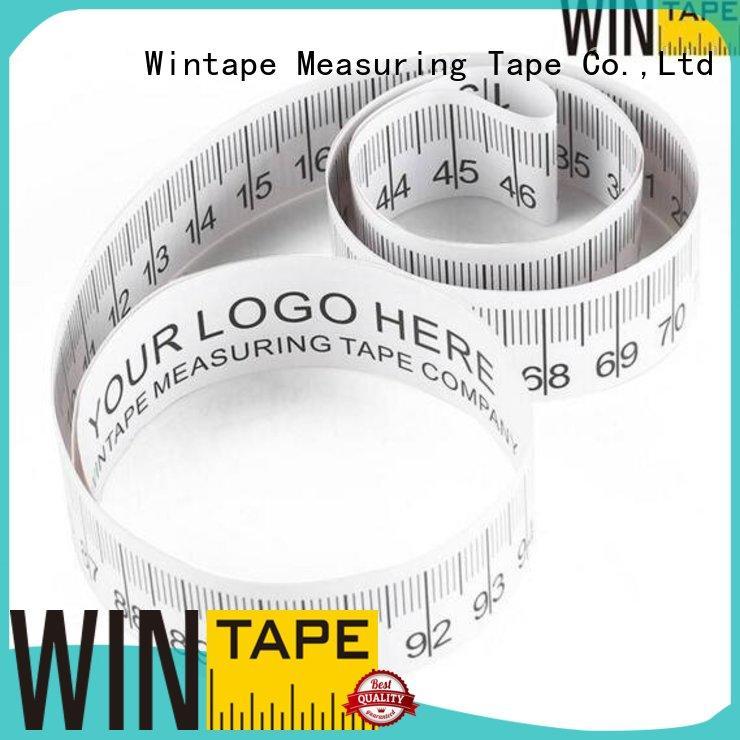 latex free medical tape paper 150cm60inch tyvek Wintape Brand retractable tape measure medical