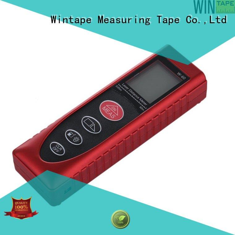 laser tape measure reviews 40m Wintape Brand laser distance measurer