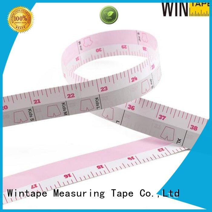 fine-quality paper tape measure measures Promotional Items for measuring