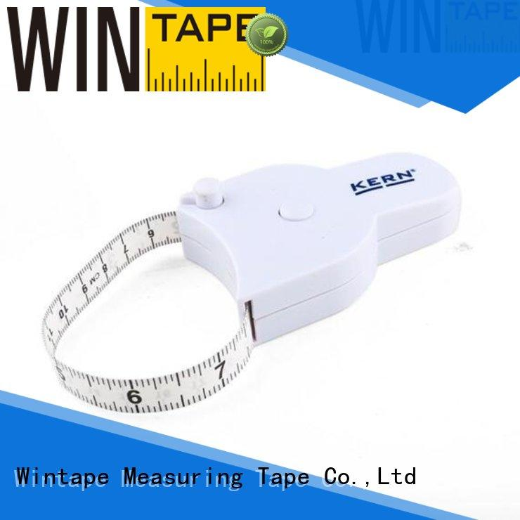 Wintape industry-leading weight loss measuring tape for measuring body for wedding dress