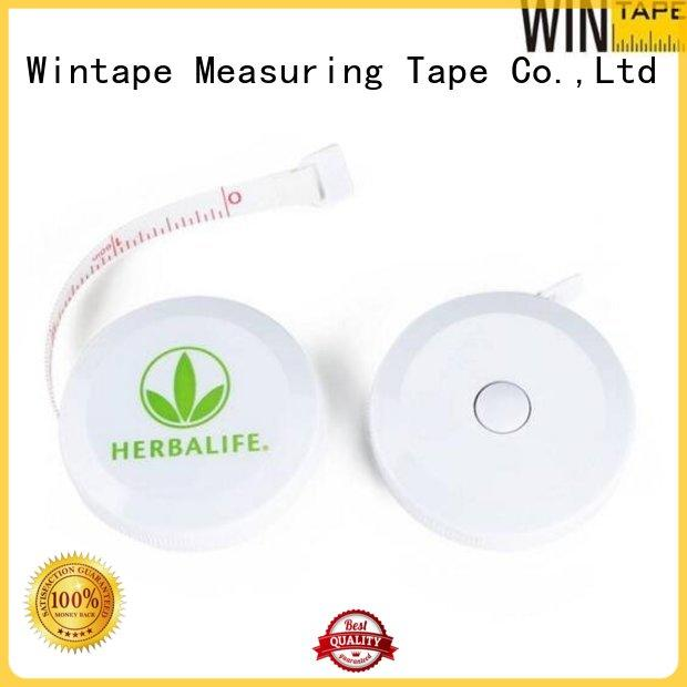 Custom metric sewing tape measure sewing Wintape