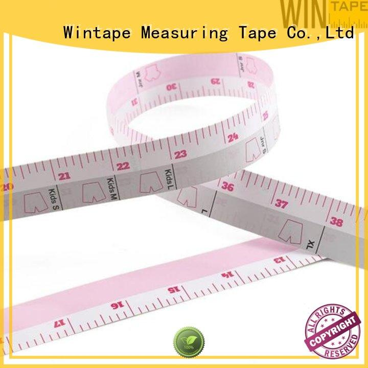 Quality Wintape Brand adhesive measuring tape for table saw oem