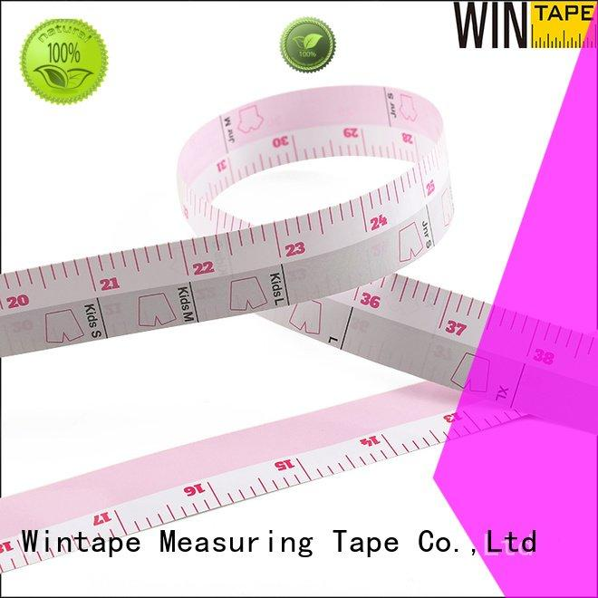 Wintape measure tyvek paper tape oem design
