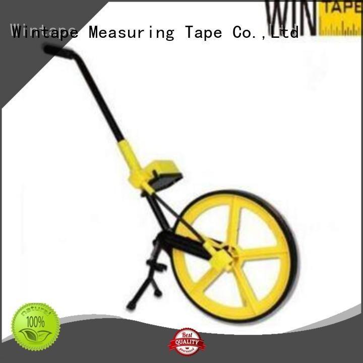 Wintape electronic measuring wheel wheel distance measuring digital