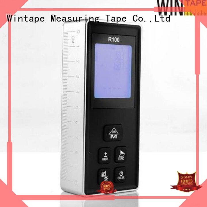 Hot measuring laser distance measurer measure laser Wintape Brand