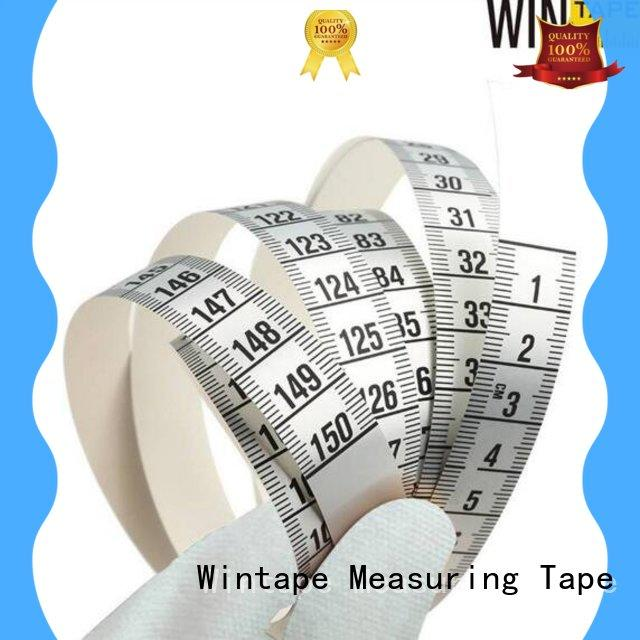 Wintape dewalt paper tape for wounds for Sewing Industry for measuring