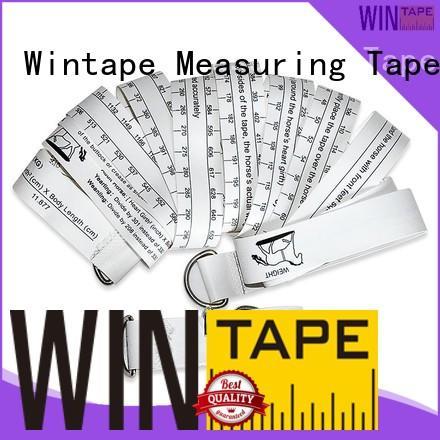 logo equine tape horse weight tape Wintape Brand