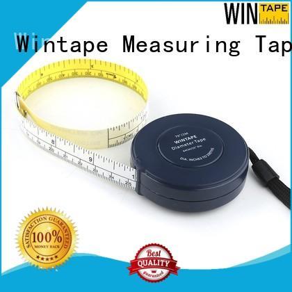 Wintape diameter measure pipe diameter sewing tape measure for measuring