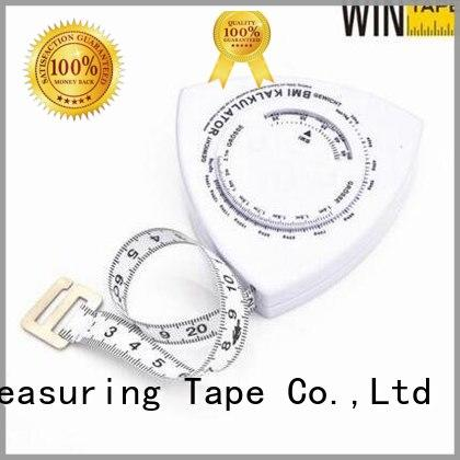 Wintape new arrival best body tape measure for measuring three-dimensional for tailor's shop