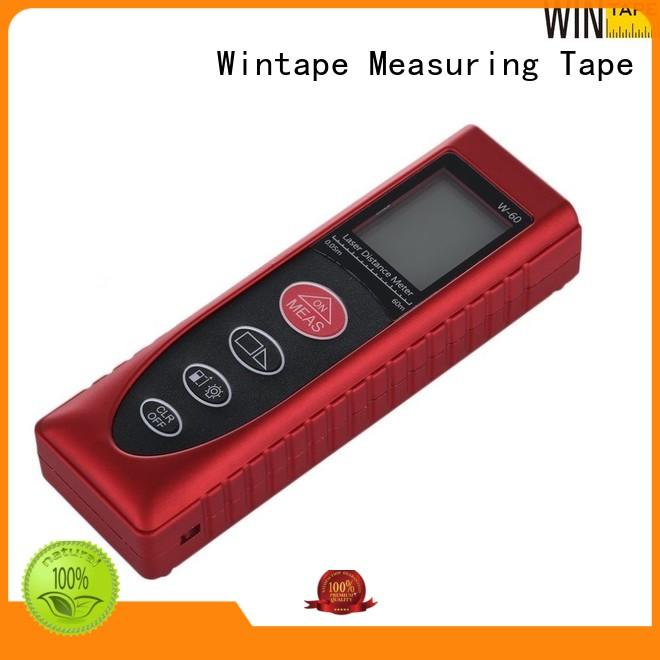 Wintape new arrival laser pointer measure for measuring body for tailor's shop
