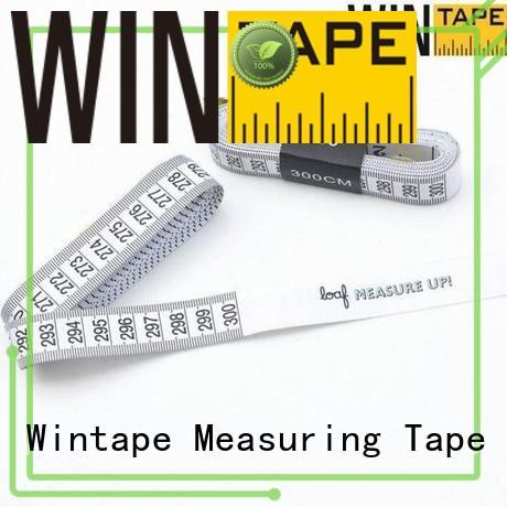 centimeters measuring tailor measurements customized Wintape