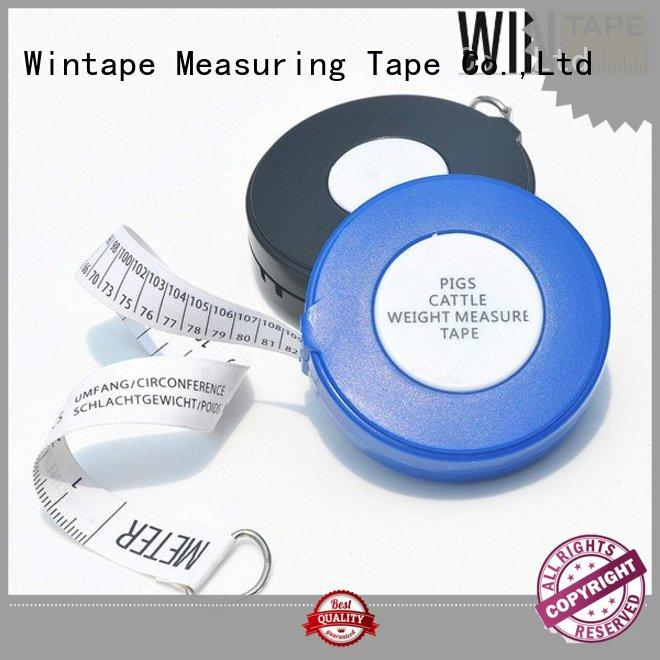 first-rate pig tape measure 25m head circumference for Wig shop