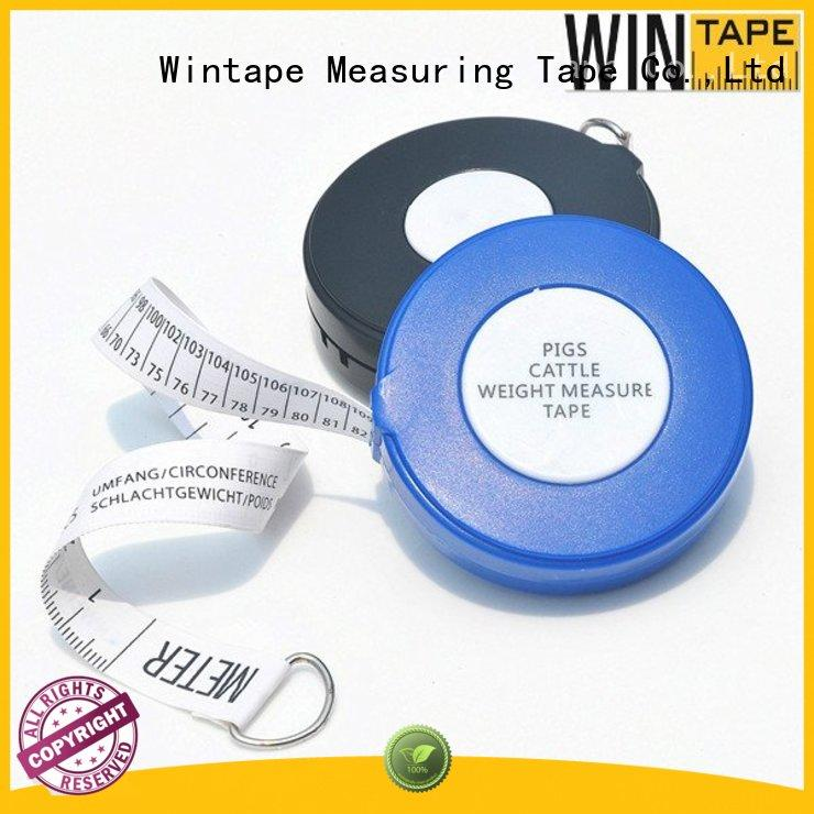Wintape weighing girth tape adult head circumference for daily